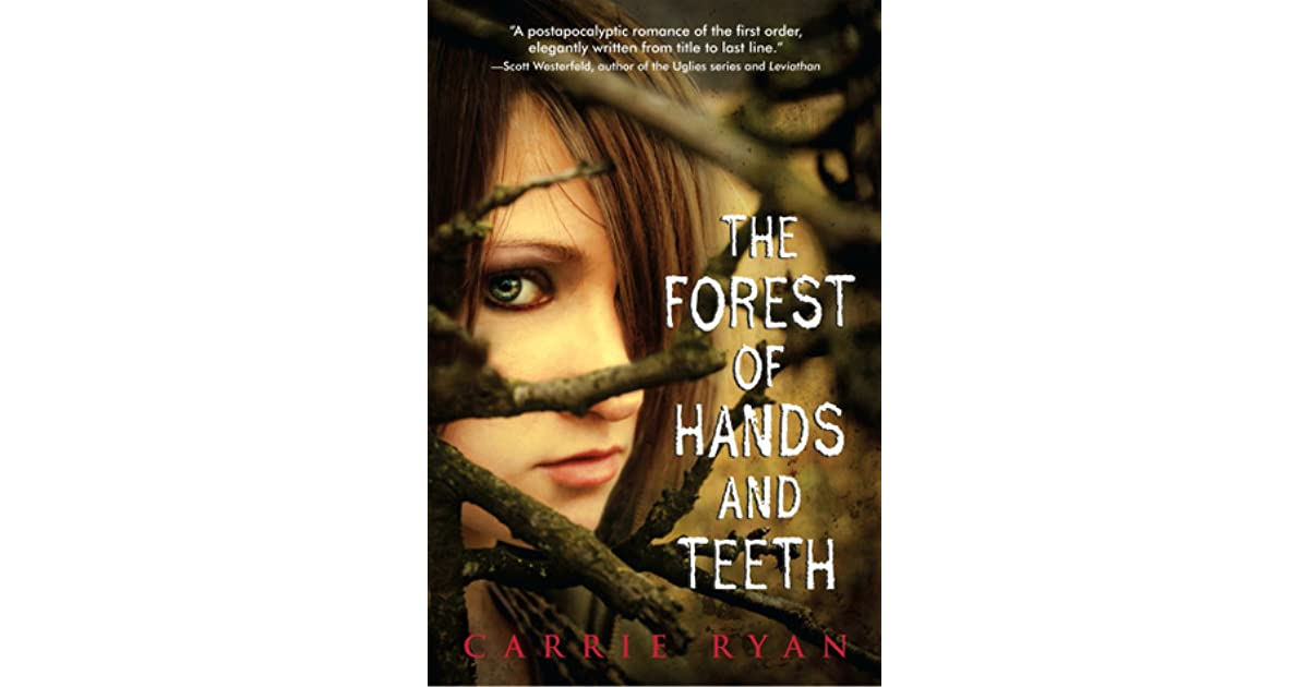 the forest of hands and teeth And you must always mind the fence that surrounds the village the fence that protects the village from the forest of hands and teeth imdb.