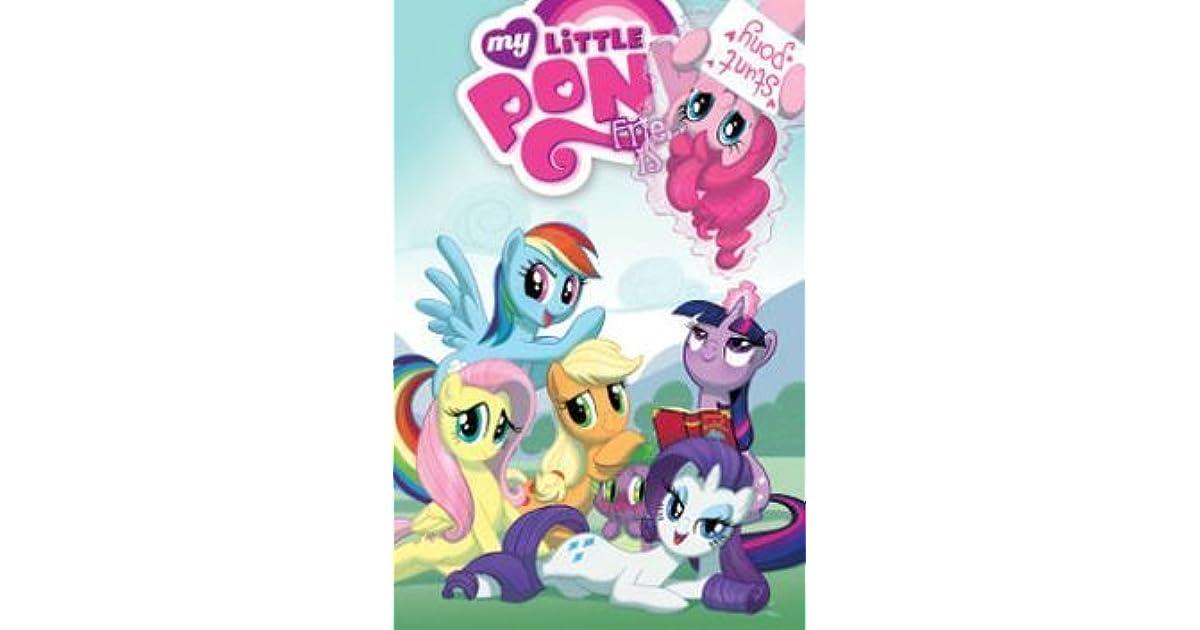 My Little Pony Friendship is Magic #2 C Katie Cook Pinkie Pie Rainbow Dash
