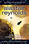 On the Steel Breeze by Alastair Reynolds