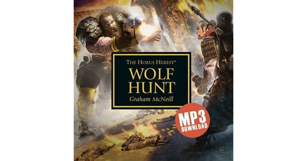 Wolf Hunt by Graham McNeill