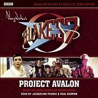 Blake's 7  Project Avalon (Classic Novel)