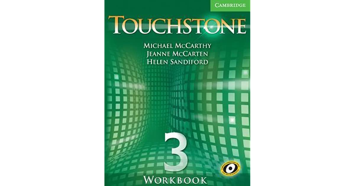 Touchstone level 3 workbook l3 by michael mccarthy fandeluxe Image collections