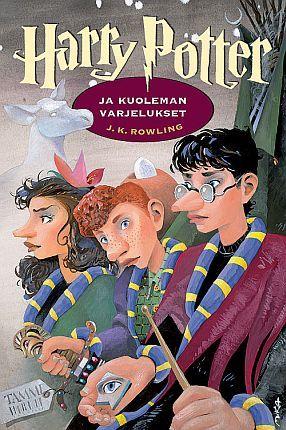 Harry Potter ja kuoleman varjelukset by J.K. Rowling