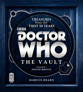 Doctor Who - The Vault by Marcus Hearn