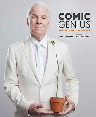 Comic Genius by Matt Hoyle