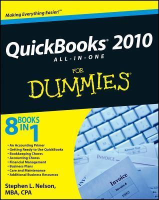 QuickBooks 2010 All-in-One for Dummies (ISBN - 047050837X)