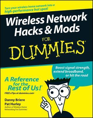 Wireless Network Hacks   Mods For Dummies