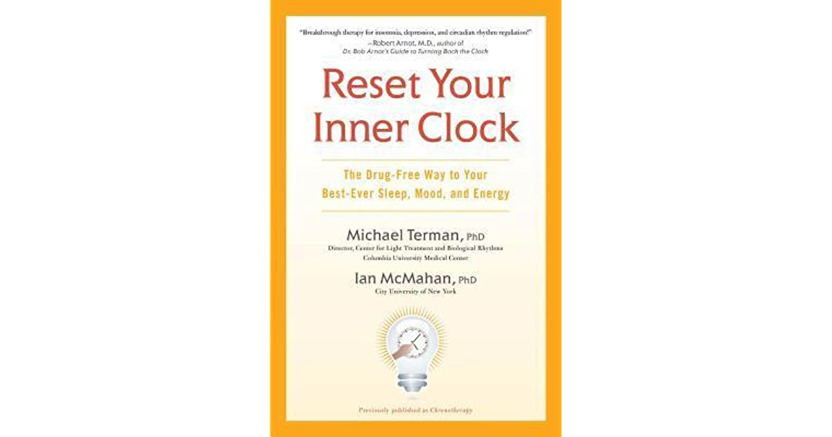Reset Your Biological Clock Ebook