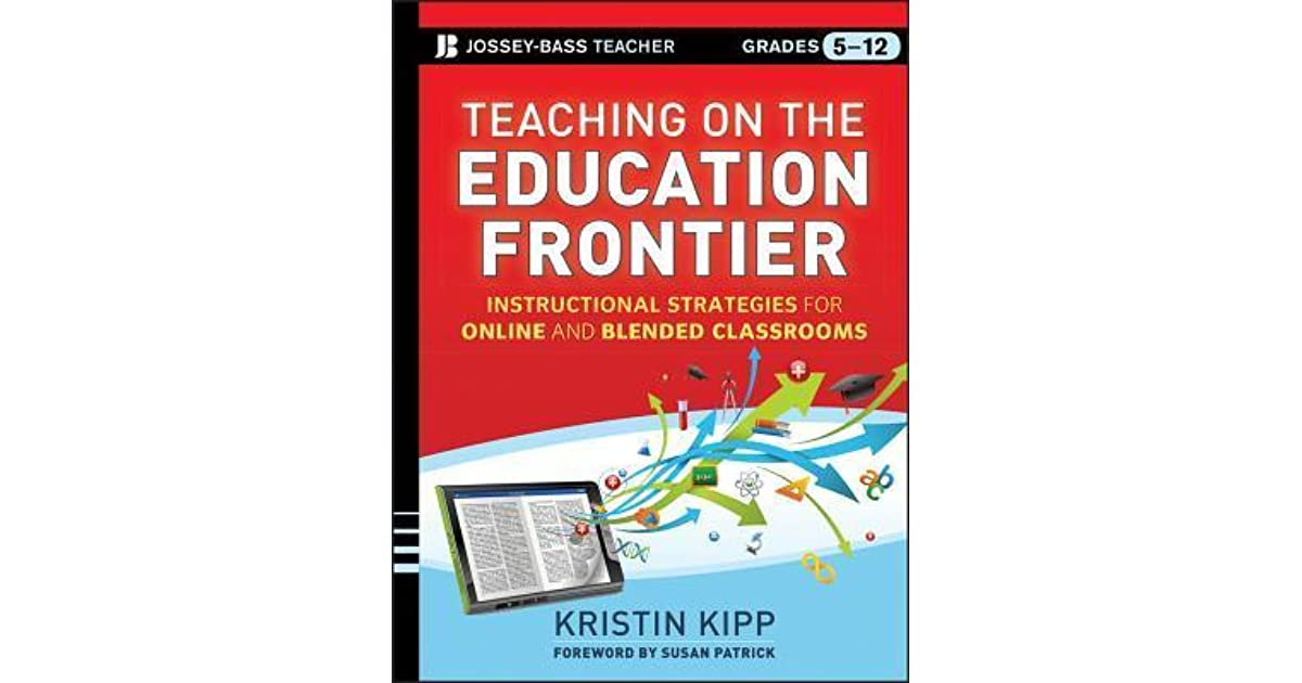 Teaching On The Education Frontier Instructional Strategies For