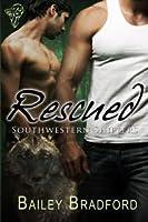 Rescued (Southwestern Shifters, #1)