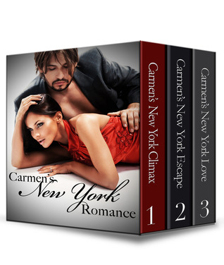 Carmen's New York Romance Trilogy