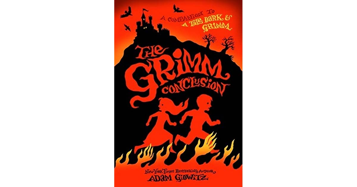 aiko's review of The Grimm Conclusion (A Tale Dark & Grimm, #3)