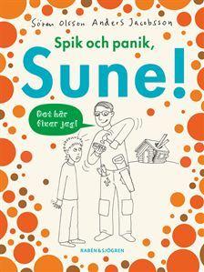 Spik och panik Sune