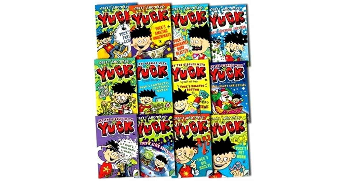 Yuck collection12 books by matt and dave fandeluxe PDF