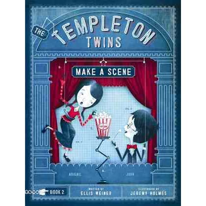 The templeton twins make a scene by ellis weiner fandeluxe Images