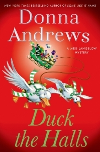 Book Review: Duck the Halls by Donna Andrews