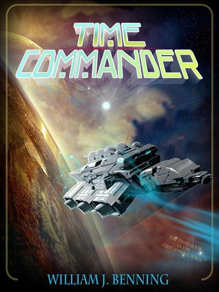 Time Commander (First Admiral, #3)