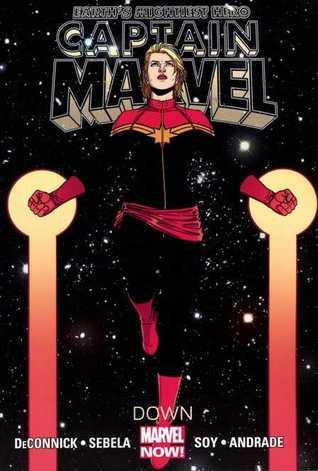 Captain Marvel, Volume 2: Down