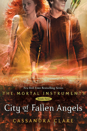 City of Fallen Angels (The Mortal Instruments #4) - Cassandra Clare