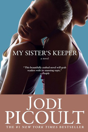 "Book cover of ""My Sister's Keeper"" by Jodi Picoult"