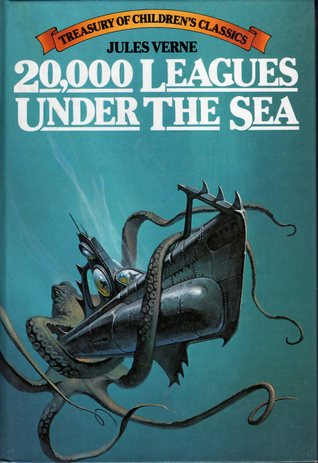 20,000 Leagues Under the Sea by Lillian Nordlicht