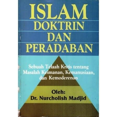 Buku Buku Karya Nurcholish Madjid Ebook