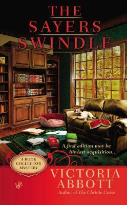 The Sayers Swindle (Book Collector Mystery #2)