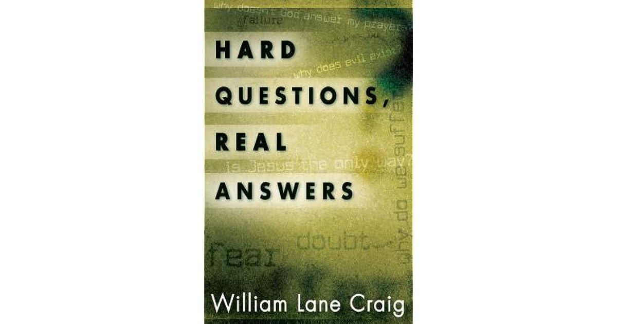 William Lane Craig Reasonable Faith Pdf