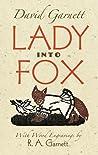 Lady into Fox by David Garnett