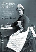 En el piso de abajo: Memorias de una cocinera inglesa de los años 20