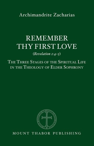 Remember Thy First Love (Revelation 24-5)
