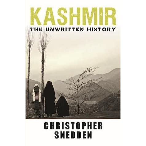 Kashmir pdf of history