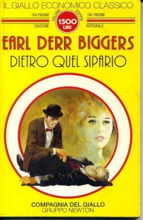 Dietro quel sipario by Earl Derr Biggers
