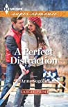 A Perfect Distraction (New Jersey Ice Cats, #1)