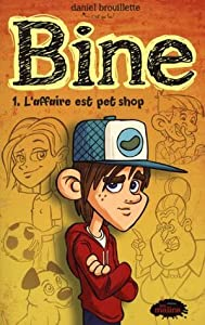 L'affaire est pet shop (Bine #1)