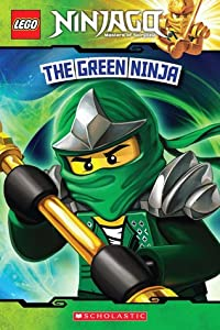 The Green Ninja (LEGO Ninjago Reader #7)