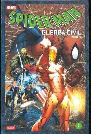 Coleccionable Clarín Spider-Man #7: Guerra Civil parte 4