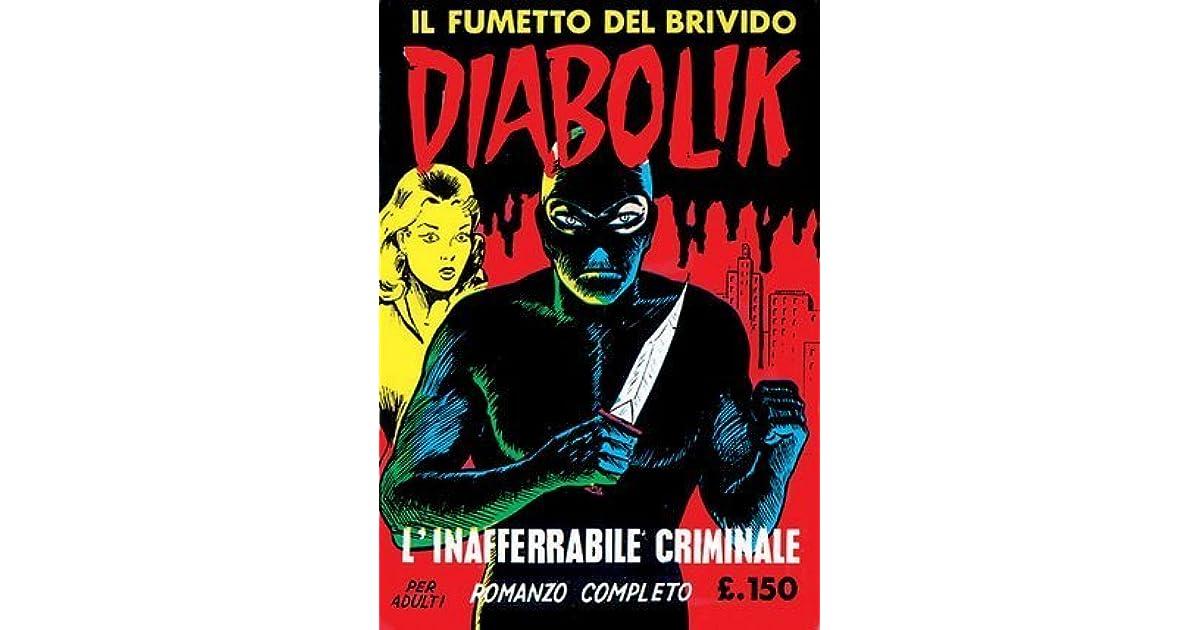 Risultati immagini per diabolik l'inafferrabile criminale n2