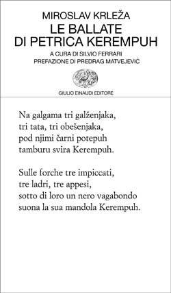 Les Ballades De Petrica Kerempuh By Miroslav Krleza