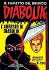 Diabolik Prima Serie n. 3: L'arresto di Diabolik
