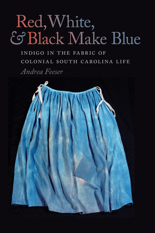 Red, White, and Black Make Blue by Andrea Feeser