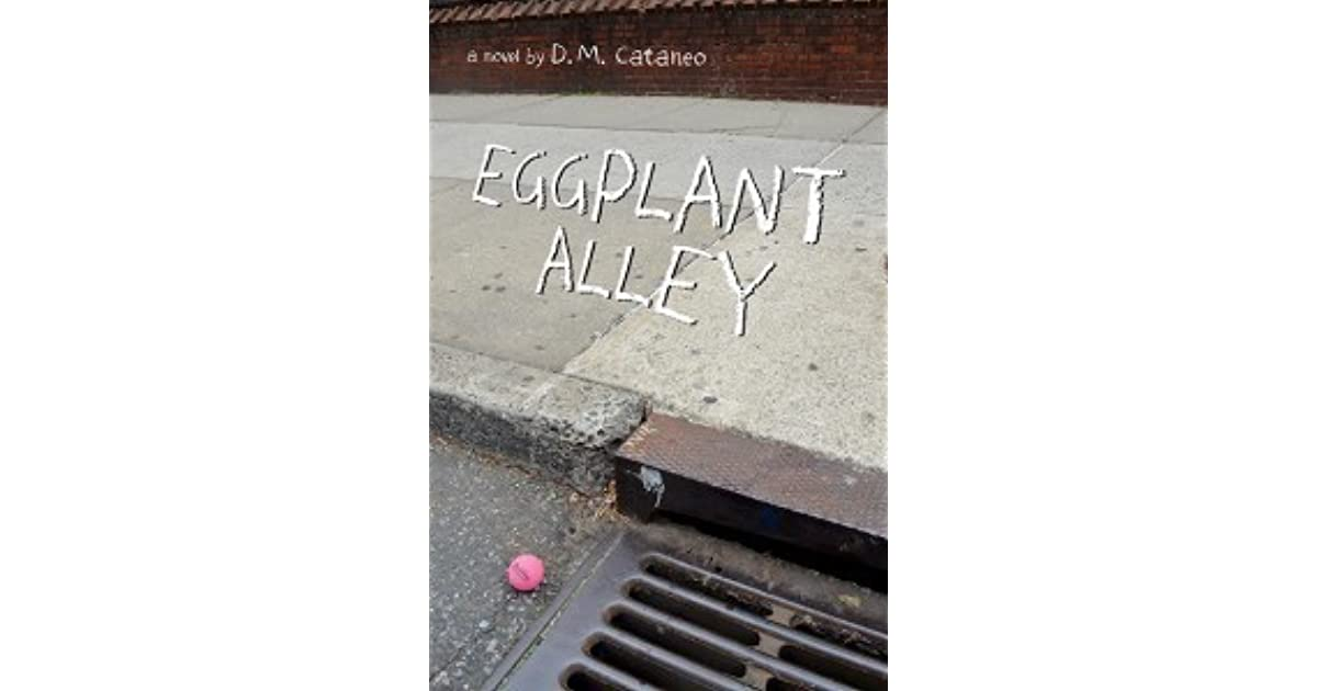 Eggplant Alley By David Cataneo