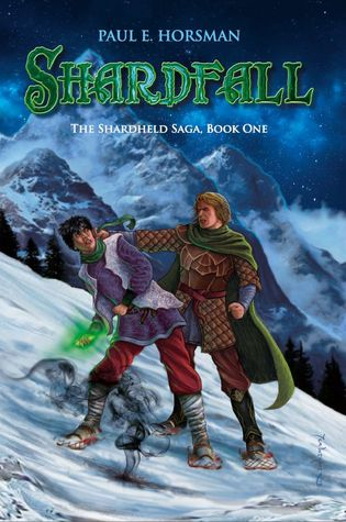 Shardfall (The Shardheld Saga, #1)