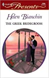 The Greek Bridegroom (Dimitriades, #2)