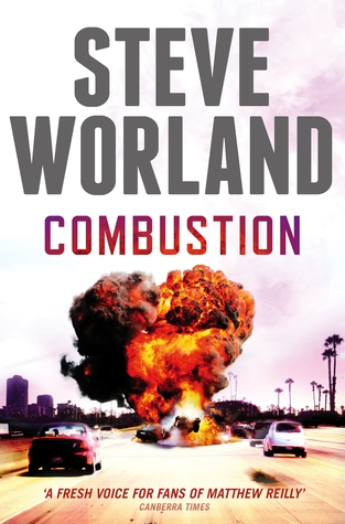 Combustion (Judd Bell & Corey Purchase, #2)