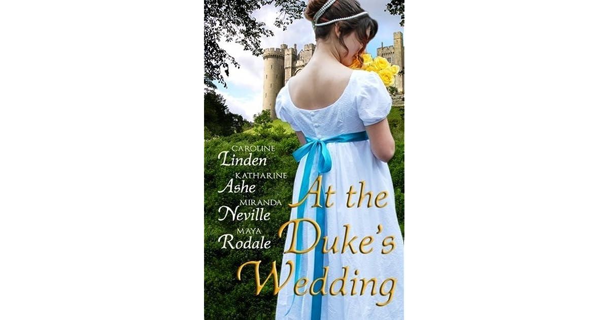 At the Dukes Wedding (A romance anthology)