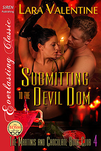 Submitting to the Devil Dom