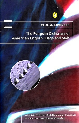 Dictionary Of American English Usage And Style