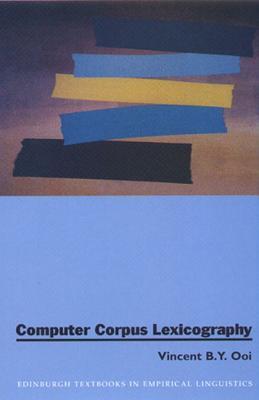 Computer Corpus Lexicography