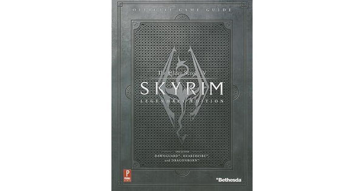 skyrim pdf strategy guide